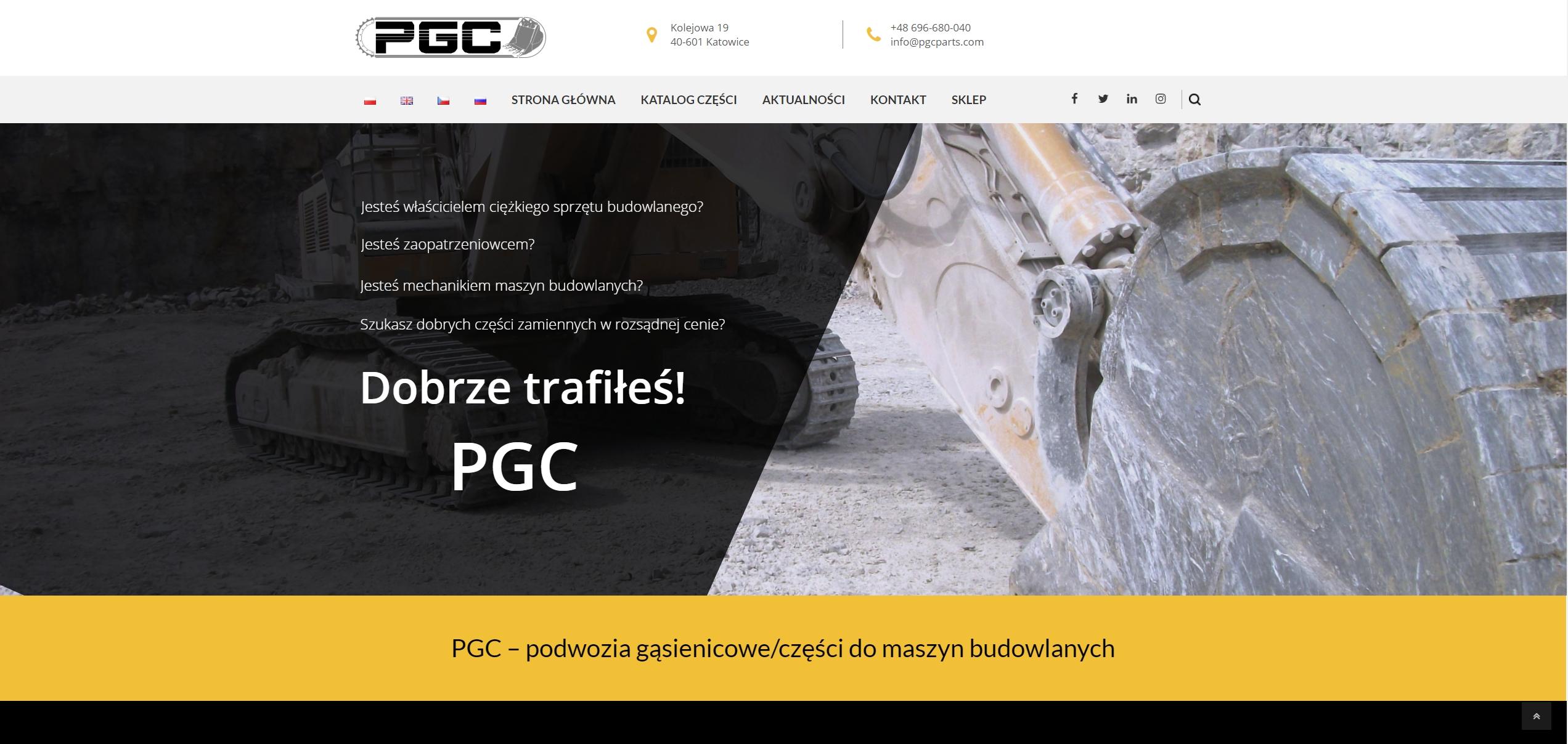 PGC Parts