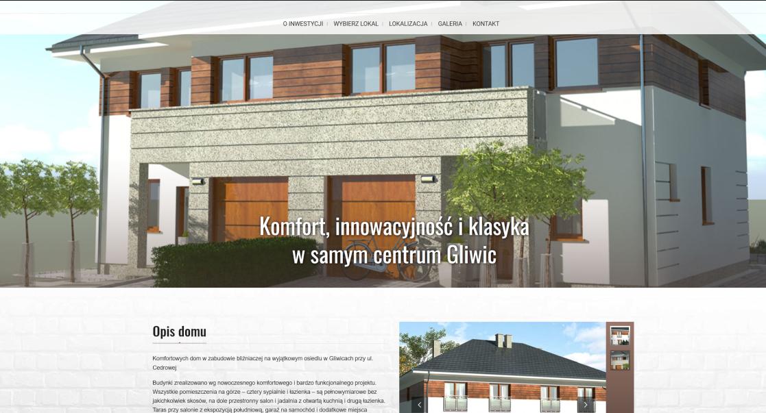 Domy Cedrowa